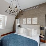 Rutland Mews Bedroom Interior Photography - Swift Aspect