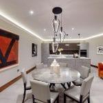 Rutland Mews Dining Room Interior Photography - Swift Aspect