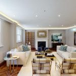 Rutland Mews Room 1 Interior Photography - Swift Aspect